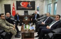 FAŞIST - İçişleri Bakan Yardımcısı Ersoy Yüksekova'da