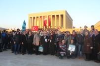 ANıTKABIR - İnönü İlçesinden Ankara'ya Kültür Turu