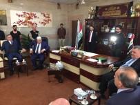 FAKÜLTE - Irak Meclisi Milletvekilleri Kerkük Üniversitesini Ziyaret Etti