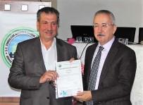 SOSYAL GÜVENLIK KURUMU - İşletme Ve Pazarlama Daire Başkanı OBM'yi Ziyaret Etti