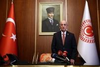 SİYASİ PARTİLER - İsmail Kahraman, TBMM Başkanlığına Yeniden Aday