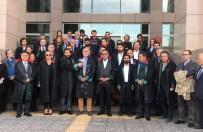 ADALET SARAYI - İstanbul Barosu'ndan Öldürülen Avukat Kudbettin Kaya İçin Açıklama
