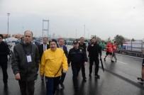 MARATON - İstanbul Emniyet Müdürü Çalışkan İstanbul Maratonunda