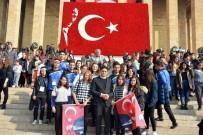 SERKAN ACAR - İzmirli Gençler Ata'nın Huzuruna Çıktı