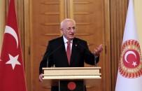 İÇ TÜZÜK - İsmail Kahraman meclis başkanlığı için başvurdu