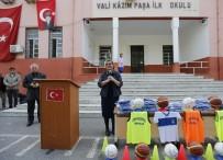 ORHAN ÖZDEMIR - Konak'ta 4 Bin 200 Öğrenciye Malzeme Yardımı
