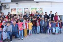 YAZıBAŞı - Köy Okulu Öğrencileri İlk Defa Sinema Heyecanı Yaşadı