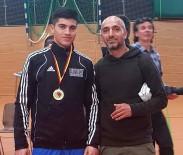BOKSÖR - Malik Karadağ, Almanya Şampiyonu Oldu