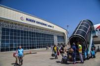 MARDİN HAVALİMANI - Mardin Havalimanı Ekim Ayında 62 Bin 25 Yolcuya Hizmet Verdi