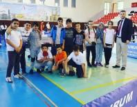 SEYFULLAH - Masa Tenisinde Atatürk Kupası İçin Yarıştılar