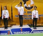 BRONZ MADALYA - Merve Kekeç, Balkan Şampiyonu
