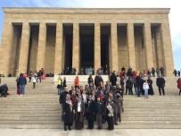 ANıTKABIR - Mezitli Belediyesi, Vatandaşları Anıtkabir'e Götürdü