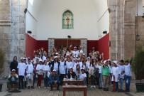 Midyat Emniyeti 44 Öğrenciye Geziye Gönderdi