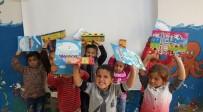 ANADOLU ÜNIVERSITESI - Moda Tasarımı Bölümü Öğrencilerinden Harran Çiçek İlkokulu'na Destek