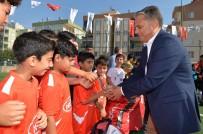 SOSYAL HİZMET - Muratpaşa'dan Amatör Sporlara Destek
