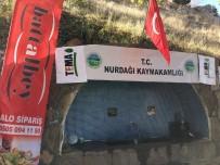 TEMA VAKFı - Nurdağı Protokolü Türk Bayrağı'nı Amanosların Zirvesine Dikti