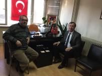ÇAĞRI MERKEZİ - Oda Başkanı Duman, TREPAŞ'ı Ağırladı