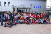 YAZıBAŞı - Öğrenciler KGYS Binasını Gezdi