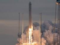 VIRGINIA - Orbital ATK'nın kargo mekiği UUİ'ye fırlatıldı