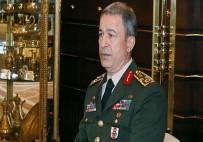 RUSYA FEDERASYONU - Orgeneral Akar, Cumhurbaşkanı Erdoğan'a Eşlik Ediyor