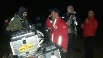 ZILAN - Ormanda Kaybolan 3 Motorcuyu AKUT Kurtardı