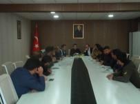 ÖZALP BELEDİYESİ - Özalp Belediyesi Futbol Turnuvası İkinci Tur Kuraları Çekildi