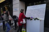 ANMA TÖRENİ - Paris'te 13 Kasım 2015'Deki Terör Kurbanları Anıldı