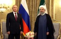 RUSYA FEDERASYONU - Putin'den Ruhani'ye Taziye Telgrafı