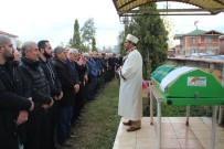 ÖMER KALAYLı - Sakarya'da Öldürülen Baba Ve Kızına Acı Veda