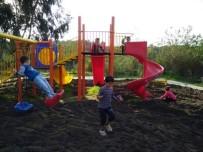 ATAKÖY - Samandağ'a Yeni Parklar Kazandırılıyor