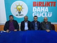 İLÇE KONGRESİ - Sarıgöl AK Parti Kongresi 26 Kasım'da