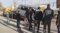 MUHSİN YAZICIOĞLU - Sivas'ta Okul Servisi Kaza Yaptı