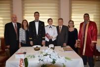 HEYBELIADA - Söke'de Üsteğmen Çift Üniformalı Nikah Kıydı