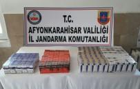 Suriyeli Şahsın Valizinden 350 Paket Kaçak Sigara Çıktı