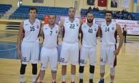 TURGUT ÖZAL - TB2L; Antalya Kepez Belediyespor Açıklaması61 Bilecik Belediye Spor Açıklaması 91