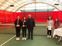 KAPAKLı - Tenis Turnuvası Ödül Töreni İle Sona Erdi