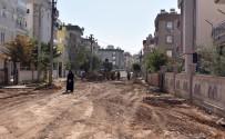 GECEKONDU - Teomanpaşa'da Asfaltlama Çalışmaları Başladı