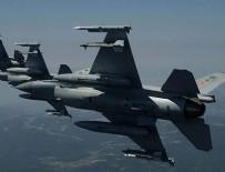 TSK - Hava harekatlarında 17 terörist etkisiz hale getirildi