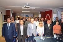 MIMAR SINAN GÜZEL SANATLAR ÜNIVERSITESI - Türk Eğitim-Sen İstanbul 1 No'lu Şubenin Kongresi Yapıldı