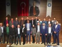 TÜRK EĞITIM SEN - Türk Eğitim Sen Şube Başkanlığına Tayfur Urgenç Seçildi
