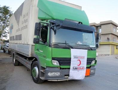 Türk Kızılayı Irak'taki deprem bölgesinde