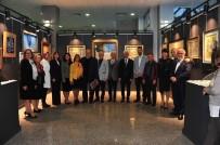 SERGİ AÇILIŞI - Türk Sanatının Yapı Taşları BEÜ'de Bir Araya Geldi