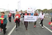 YARDIM KAMPANYASI - Türkiye'nin En Genç Başkan Yardımcısı Gençler İçin Maratonda Koştu