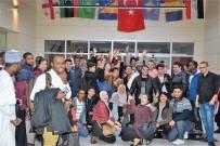 SAKARYA ÜNIVERSITESI - Uluslararası Öğrenciler Yemekte Buluştu
