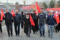 CAMİİ - Vali Azizoğlu'ndan Tabyalar Yürüyüşü Teşekkürü