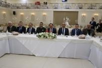 İRFAN BALKANLıOĞLU - Vali Balkanlıoğlu Basın Mensuplarıyla Bir Araya Geldi