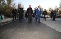 MEHMET NURİ ÇETİN - Vali Yıldırım'dan Alparslan-1 Barajına Ve Varto'ya Ziyaret