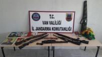 SİVİL SAVUNMA - Van'da Terör Operasyonu Açıklaması 23 Gözaltı