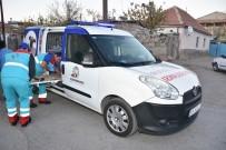 SOKAK HAYVANLARI - Yaralı Sokak Hayvanları 'Küçük Dostlar Ambulans'ı İle Kliniğe Taşınacak