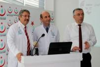 NIHAT ÖZTÜRK - Yeni Hastanede Bilgilendirme Toplantısı